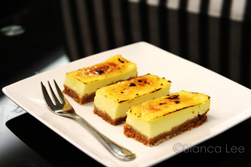 candyexpress:    creme brulee cheesecake recipe