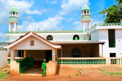 mollyinkenya:  Mosque in Vanga, Kenya. Photography by mollyinkenya.
