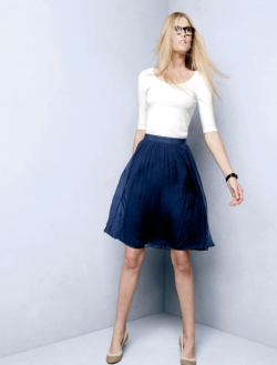 February 2012 Catalog, J.Crew I must have this skirt.