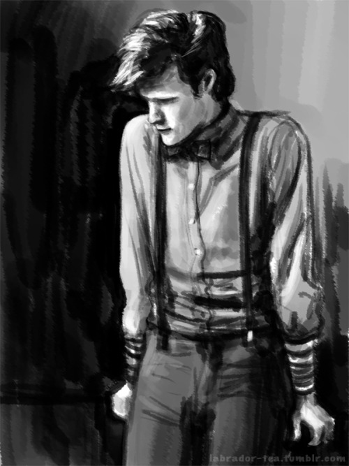 The eleventh doctor. Reference: here
