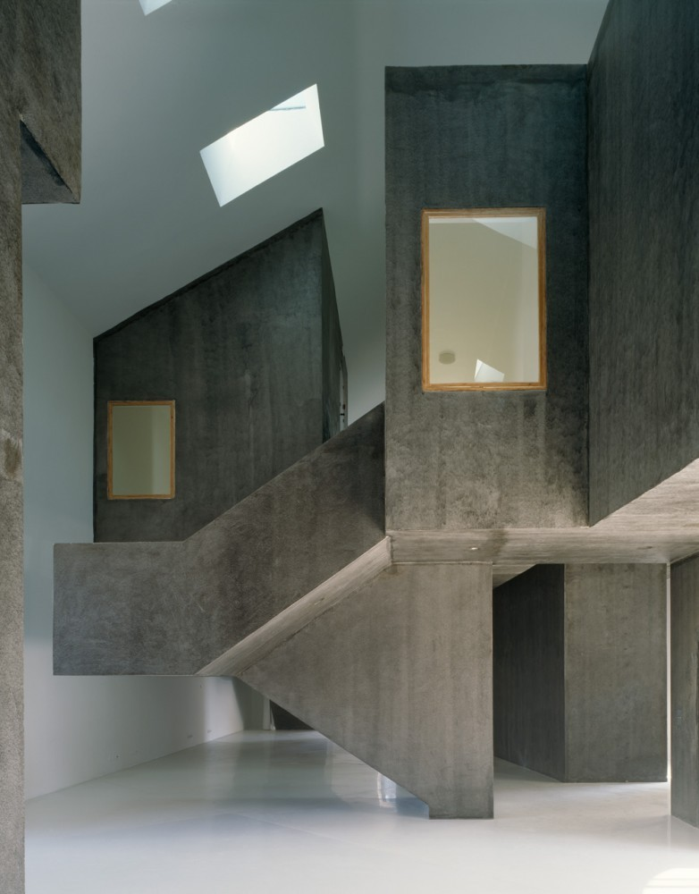 theabsolution:   'Casa dos Cubos' (Portugal) by EMBAIXADA arquitectura