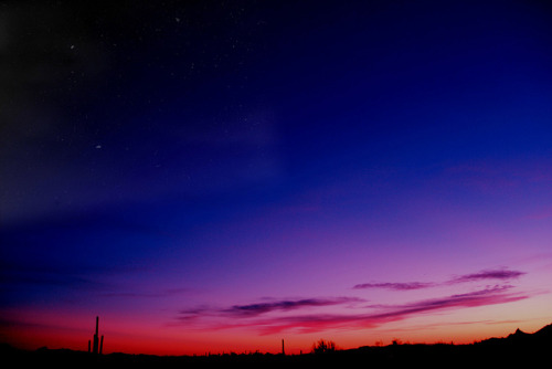 Arizona 7:15pm by True Unlove on Flickr.