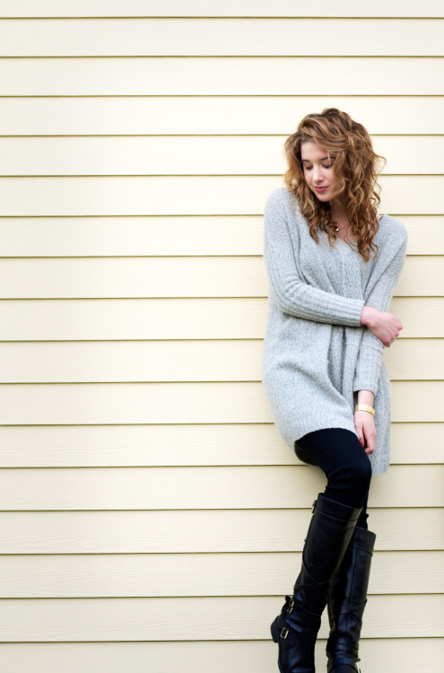Get Katelyn Rose's cozy look by clicking HERE.