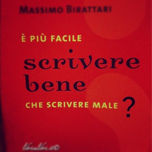 #instabooks #libri #books #scrittura  (Taken with instagram)