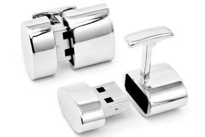 jaymug:  secret agent wifi cufflinks