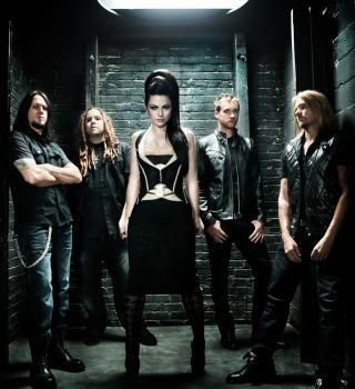 "I am listening to Evanescence                   ""I watched the My Heart Is Broken video. This is a great video!""                                            349 others are also listening to                       Evanescence on GetGlue.com"