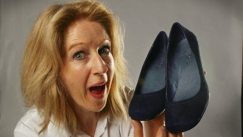 "Australian Women Hot-Foot It to Buy Julia Gillard's Shoe  THE makers of Julia Gillard's famous  ""missing"" shoe are cashing in on her Cinderella moment, with plans to  release a new version dubbed the ""Julia"". The retailer's website went into meltdown yesterday and its 17  stores around the country were stampeded by fashionistas trying to snap  up a pair after seeing them in newspapers and on TV news bulletins, the Herald Sun reported. They  were so popular, Melbourne company Midas is considering releasing a  line of the same shoe, but with one very special modification - a strap  to keep it firmly fixed on the foot. By lunchtime yesterday, there was just one pair of the ""Glorify"" shoes available in Melbourne. Marilyn Fox (pictured above), a Herald Sun employee, was the last Victorian to pay $148 to own a pair of the shoes."