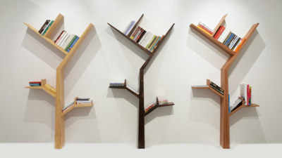 (via Book Shelf BookTree par Kostas Design - Cosmoligne.com)