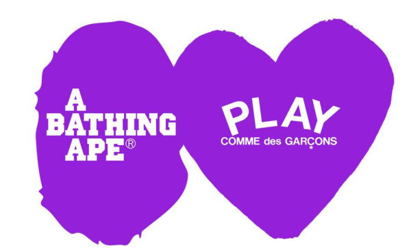 jaysonlevande:  A BATHING APE x PLAY COMME de GARCONS