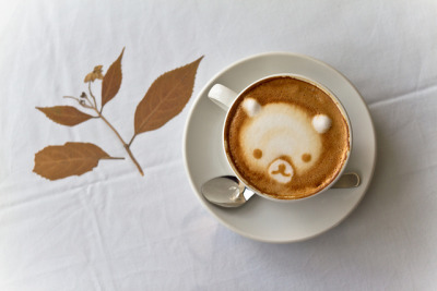 Kuma Coffee by Fesapo on Flickr.
