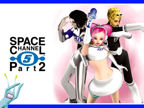 Space Channel 5 Part 2.