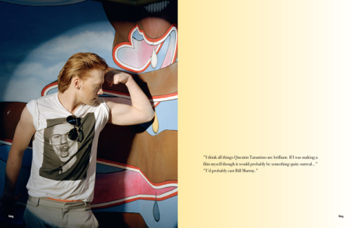 2009 | BLAG Vol.3 Nø 1 Rupert Grint cover feature Interview and Photography by Sarah