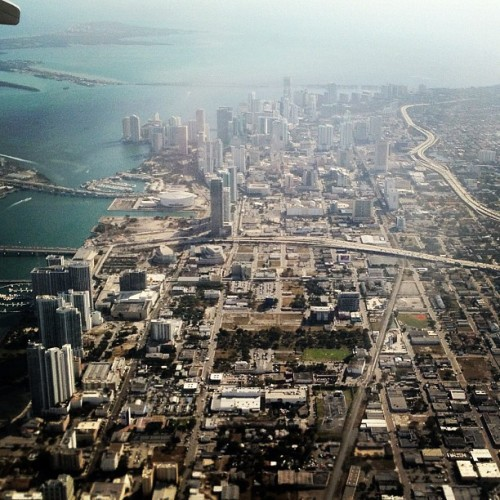 Downtown Miami (Taken with instagram)
