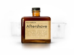 lylaandblu:  Glass Amber After Shave from Fig + Yarrow