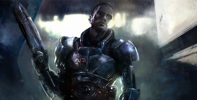 Mass Effect 3 will be amazing.