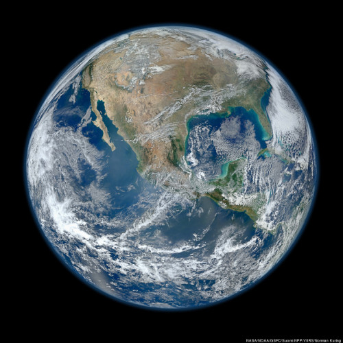 Blue Marble 2012 - High Definition Image of Earth #Earthisbeautiful [ via huffingtonpost.com ]