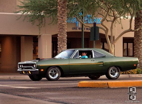 MOPAR MONDAY Roadrunner