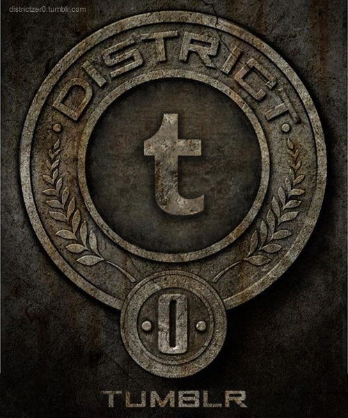 districtzer0:  Come visit districtzer0 for all things Hunger Games!