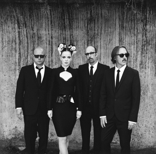"Oh hell yeah, Garbage is back after 7 years! I cannot wait for the new album! garbageweb:  Dearest Darklings and Little Bones…. Thank you for visiting us here on our newly launched official website/tumblr. This will be the main ""go to Garbage hub"" for up to the minute information relating to any Garbage record releases, press statements, video releases, live shows, TV appearances etc etc. If you are interested, please follow us here and drop by regularly to keep yourself up to date with what's going on in our world. We haven't put out a record in a very long time. 7 long years to be precise. We will endeavor to keep this page accurate and honest. That is our pledge to you. Meanwhile this is a lightning in a bottle moment for us. We know it. Hope you feel it too.garbage"
