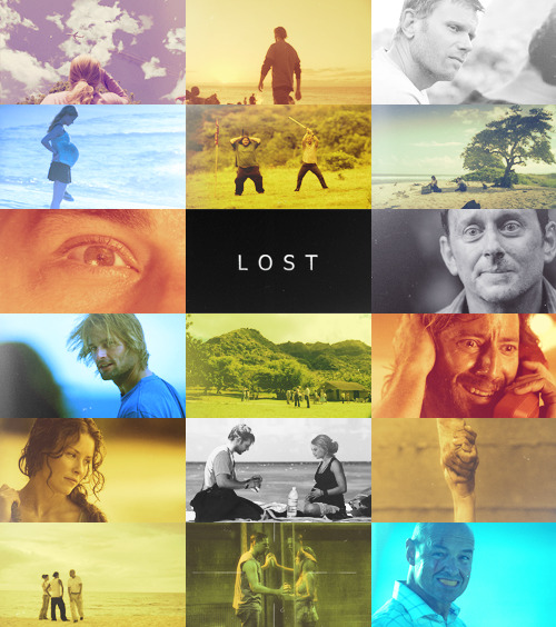 "clexkate:    10 favorite shows → Lost  ""I've looked into the eye of this island, and what I saw was beautiful."""