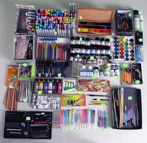 lulz-time:  joala: i just had a stroke All these paintbrushes and you could only manage one stroke? Be sure to follow this blog, it'll look great on your dashboard