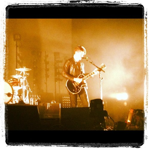Alex Turner (Taken with instagram)