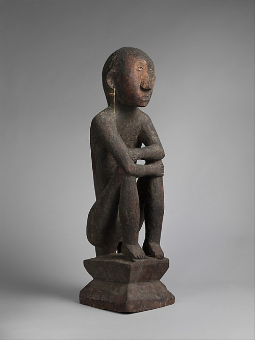 omgthatartifact:  Bulul The Philippines (Ifuago People) The Metropolitan Museum of Art