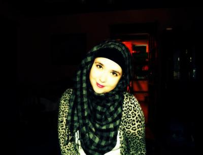 "Hijab Photo Competition (HPC) IIContestant #17: Paige Almon from Canada Reason for why your photo represents ""A True Hijabi"":My photo represents a true hijabi because I feel that with my full intention, 7 months ago, I honestly made the best decision in my life. I'm a convert, still somewhat new to islam, it's been about 9 months since I converted and 7 months ago I started to wear the hijab. No one forced me to wear it; in fact most people put me through a lot of struggle and pain for wearing it, especially my ""friends"", but it was worth it. I love knowing that I'm obeying Allah (s.w.t) and making him happy. I love Allah more than anything, and knowing that with my full intention, I'm actually pleasing him, makes me the happiest person in the world. I'll never take off my hijab. Alhamdulillah <3 —- For more information on the competition, check out Hijab Photo Competition (HPC) II!"