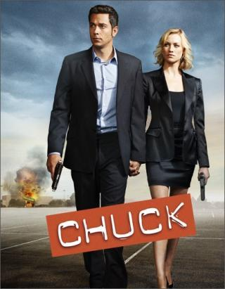 "I am watching Chuck                   ""#GoodbyeChuck""                                            2331 others are also watching                       Chuck on GetGlue.com"