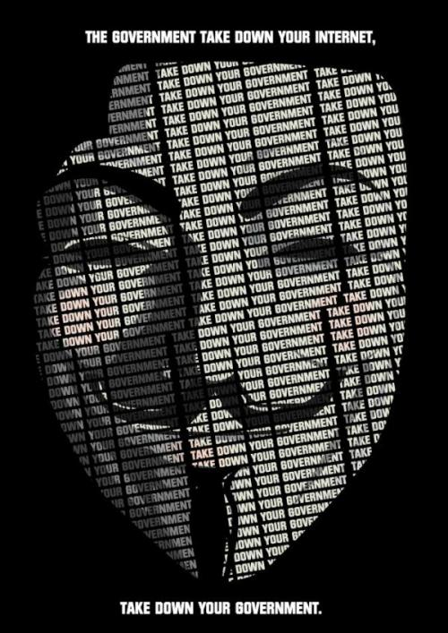 youranonnews:  Anonymous: Take down your government!   The Press was protected so that it could bare the secrets of the government and inform the people. Only a free and unrestrained press can effectively expose deception in government. And paramount among the responsibilities of a free press is the duty to prevent any part of the  government from deceiving the people. ~Hugo L. Black