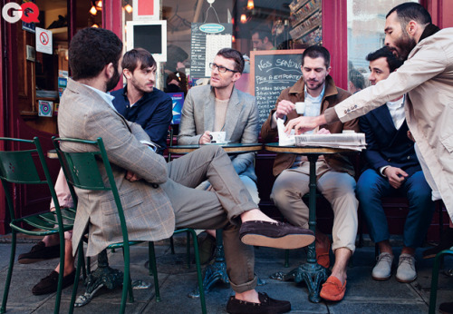 maxtonmen:  cafe street style