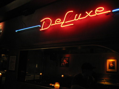 1/30. The Finale @ Club Deluxe. 9PM-2PM. 1511 Haight St. SF. An open-mic celebrating 7+ Years of Comedy. Hosted by Josef Anolin and Juan Medina.  Hey everyone! In case you missed the news: Starting in February Live @ Deluxe will no longer be a weekly showcase. We will still producing shows at Deluxe every 3rd Monday of the month. However, we'd like to close out the 7+ years of weekly shows with a bang, so we are inviting all comics to come through and get one last set before the change. Shaun, our very supportive bartender is letting us go until 2am, so come celebrate with us as we mark the end of what many have considered to be one of the best weekly SF showcases around. Thanks and see you on the 30th! (Via Facebook)