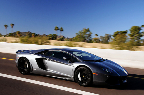 rroys:  Lamborghini Aventador *EXPLORE* (by O'Connor Photo)