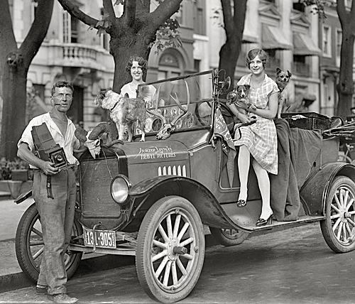 Washington, D.C., circa 1927.