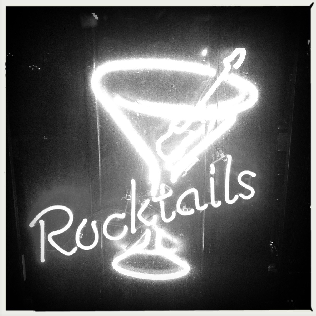 047/365 - 01.27.2012 - 'Rocktails' Photo: Zachary Brown - 2012 - iPhone 4 w/ Hipstamatic  This work is licensed under a Creative Commons Attribution-NonCommercial-NoDerivs 3.0 Unported License.