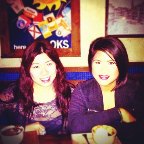 Girls! #tgif (Taken with Instagram at Burgoo Bistro)