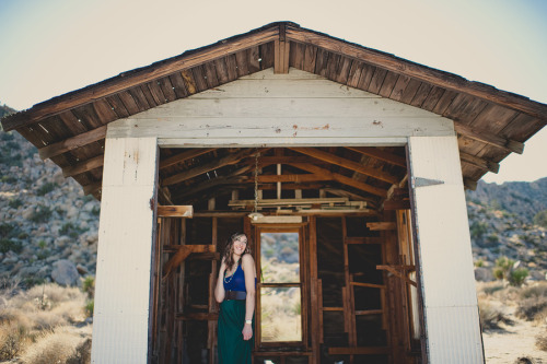 tall girl in a small barn. - Heidi