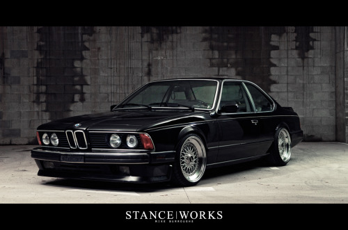the80sareforever:  Once upon a time I had an E24.