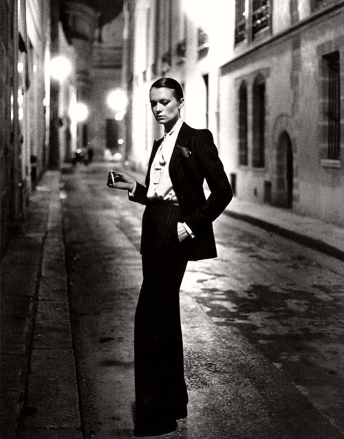 "Fashions fade, style is eternal"" - Yves Saint Laurent  Smoking may not be healthy, but WOW! Le smoking is Smoking!!"