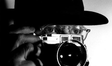 kvetchlandia:  Henri Cartier-Bresson      Self-portrait     Undated
