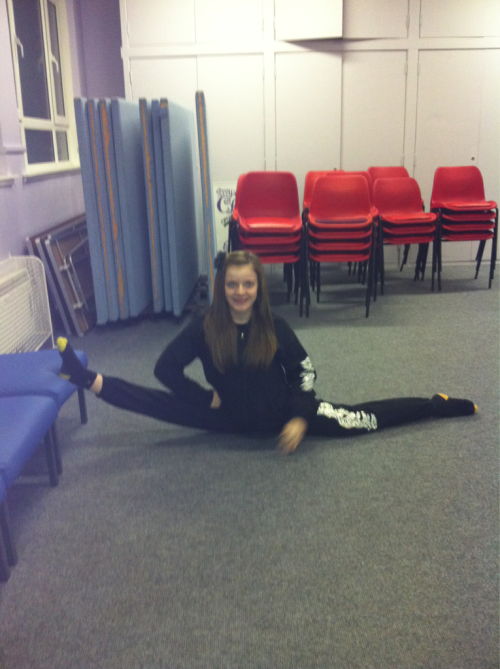 Over stretched splits :)