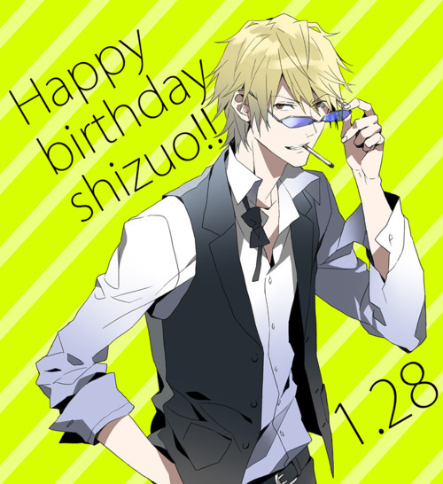 Happy Birthday Shizu ~
