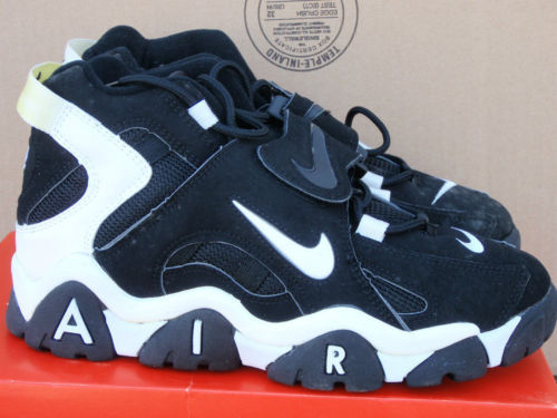 Back in the day… Nike air barrage 95'