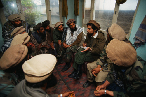 42-20433376 by Memories of Massoud on Flickr.Ahmad Shah Massoud