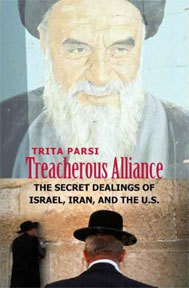 entarteten:  Treacherous Alliance: The Secret Dealings of Israel, Iran, and the United States  This is another good book one should look into if interested in these things…  Hmm, I'll need to check this out. My knowledge of Iran and its history is embarrassingly bad. I'm reading through a lot of stuff by Dabashi right now to make up for that.