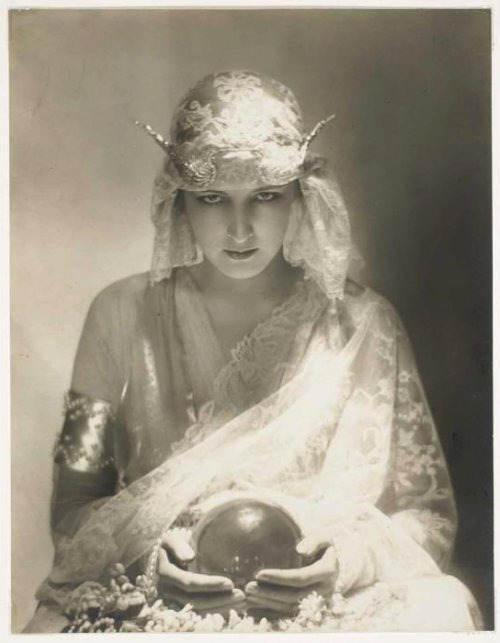 My Bohemian History Dolores Modeling by Adolf de Meyer, 1921