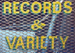 Records & Variety by AlbinoFlea on Flickr.