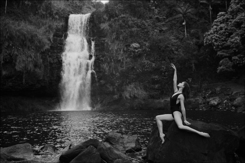 Cassie - Kulaniapia Falls, Hilo Become a fan of the Ballerina Project on Facebook. Check out the new Ballerina Project blog.