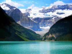 fleeckr:  Lake Louise Alberta Canada (by MarculescuEugenIancuD60Alaska)