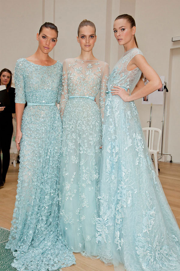 backstage at elie saab (via {this is glamorous} : adventures in love, design, fashion, home decor, food & travel: {places : backstage at elie saab})